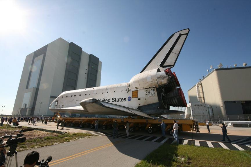 space shuttle atlantis building - photo #42