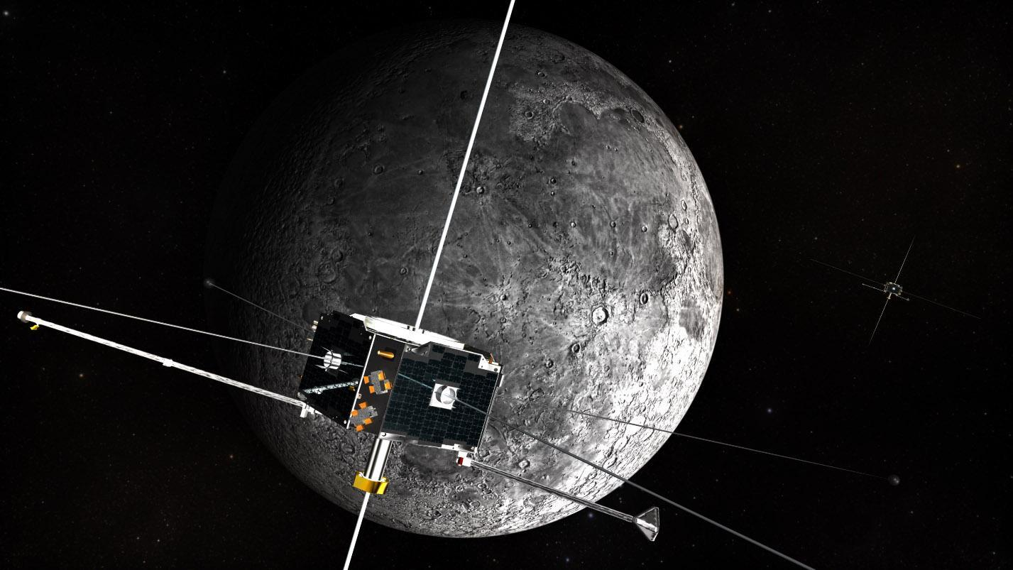 spacecraft in lunar orbit - photo #5