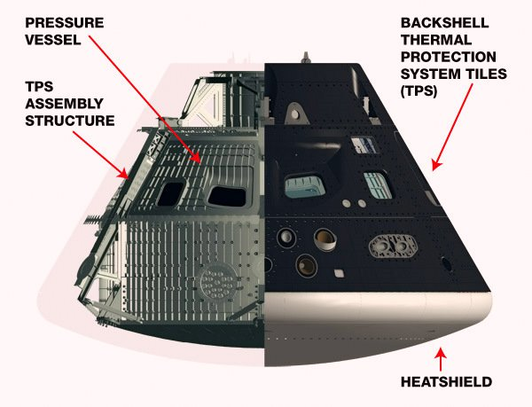 orion spacecraft cutaway - photo #10