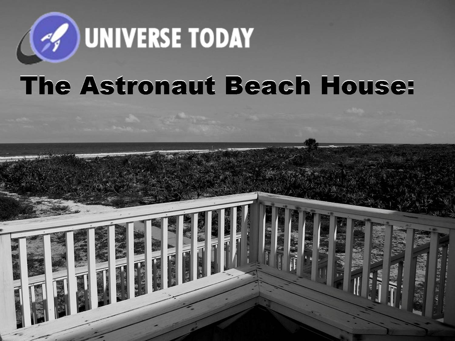 Surf, Sand & Space: The Astronaut Beach House