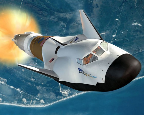 Video: How the Dream Chaser Was Built » Universe Today