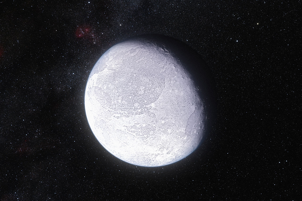 Are Pluto and Eris Twins?