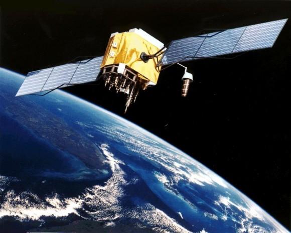 GPS Satellite