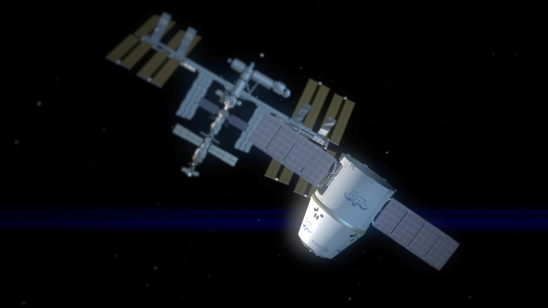 NASA announces Feb. 7 launch for 1st SpaceX Docking to ISS