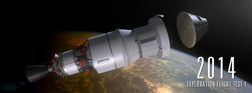 Orion Crew Capsule Targeted for 2014 Leap to High Orbit