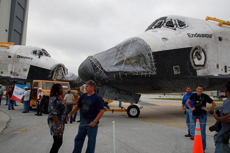 space shuttle nose - photo #34