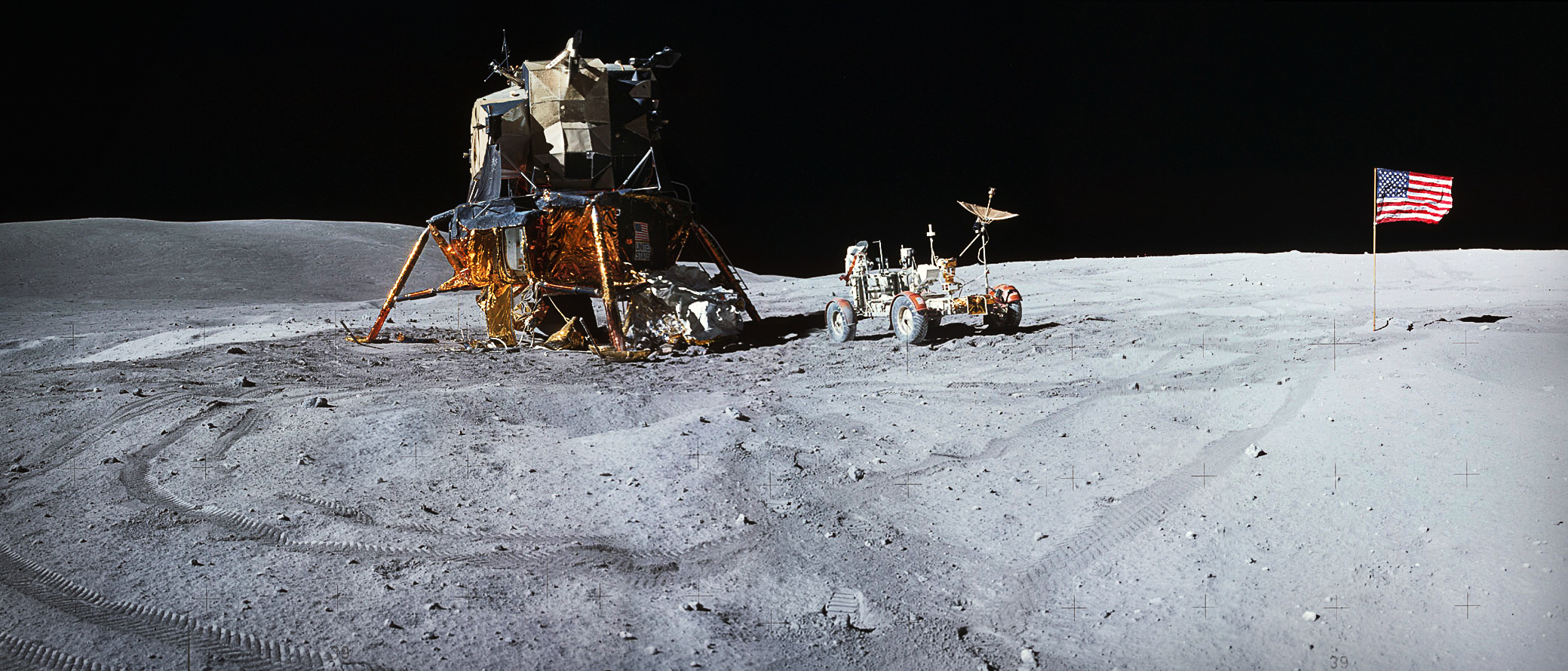 apollo 16 spacecraft names - photo #18