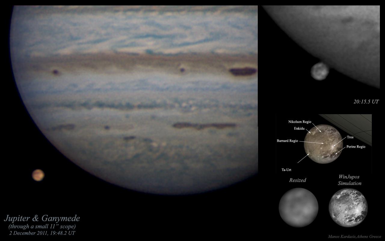 big jupiter moons - photo #30