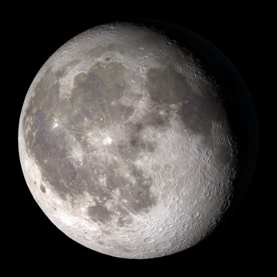 Take 5 Minutes To See What The Moon Will Do During 2013