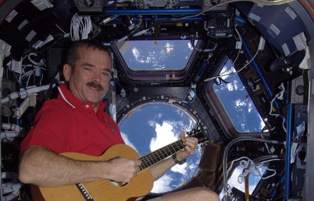 canadian astronaut international space station - photo #3