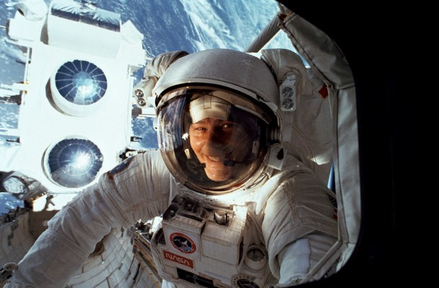 astronauts go to space because - photo #37