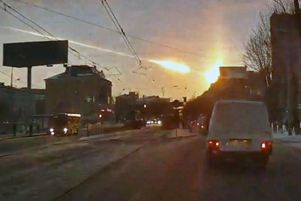Russian Meteor Not Related to Asteroid Flyby, NASA Confirms