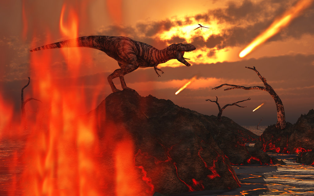 dinosaur killing asteroid size - photo #17