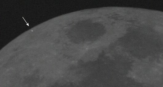 Картинки по запросу вспышки на Луне