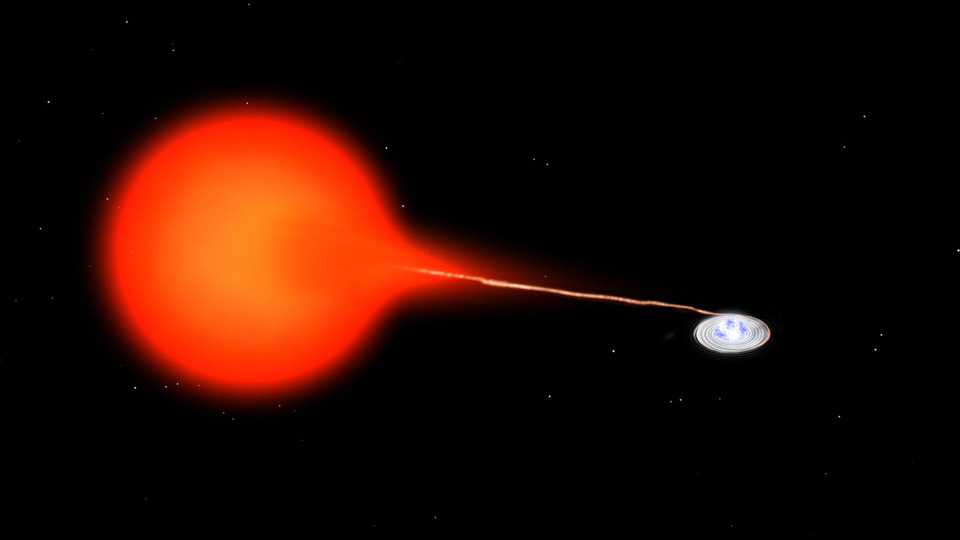 Famed Pair of Stars Closer To Earth Than We Imagined