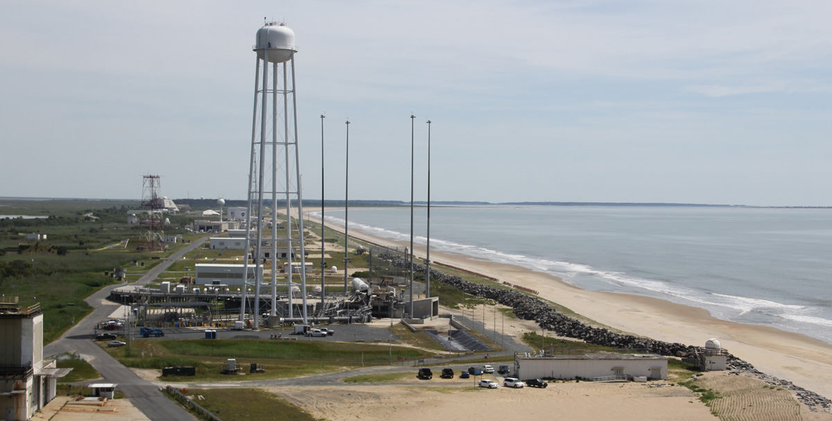 LADEE Lunar Probe Unveiled at NASA's Wallops Launch Site ...