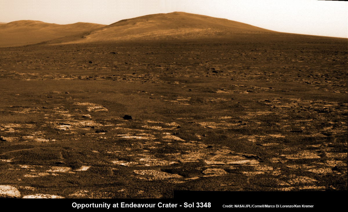 opportunity rover on mars - photo #25