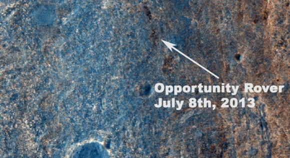 opportunity mars rover timeline - photo #25