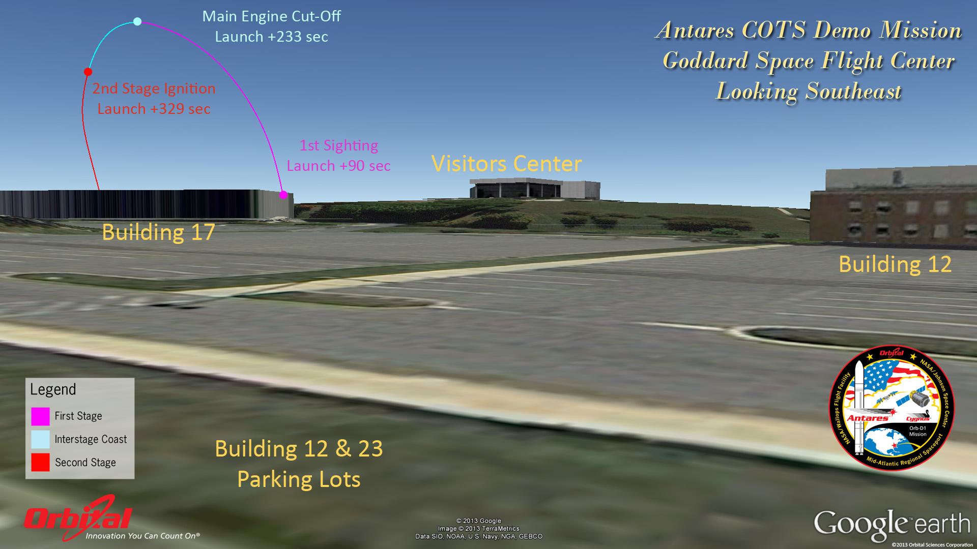 Maryland Map Testing%0A Goddard Space Flight Center  GSFC