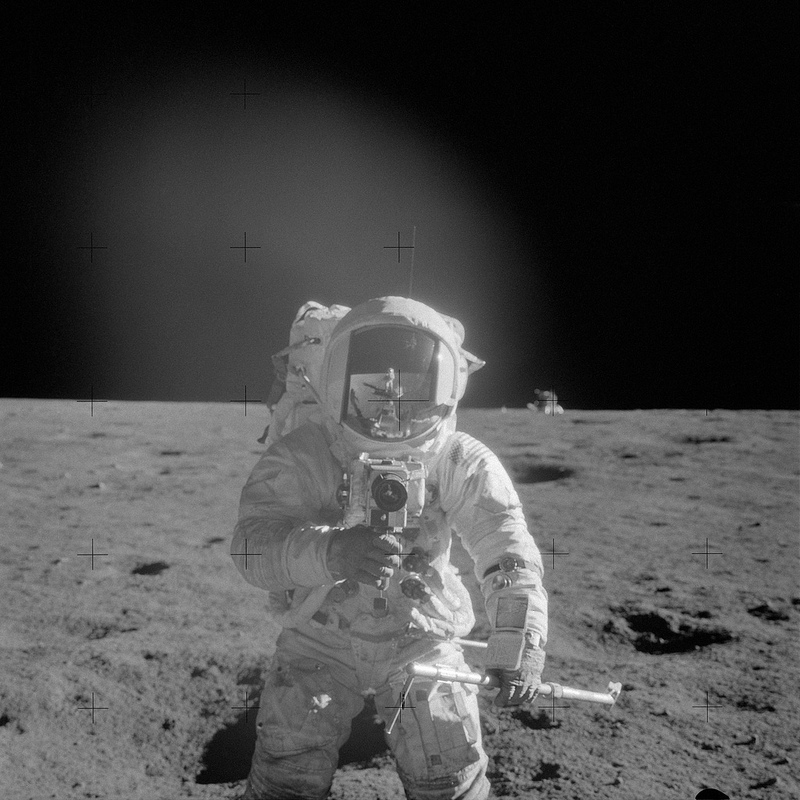 Astronaut Does A 'Moon' Walk In The Sea. Better Yet, It's ...