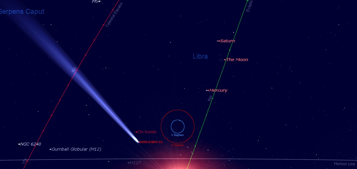 ISON Watch: A Post-Perihelion Viewing Guide