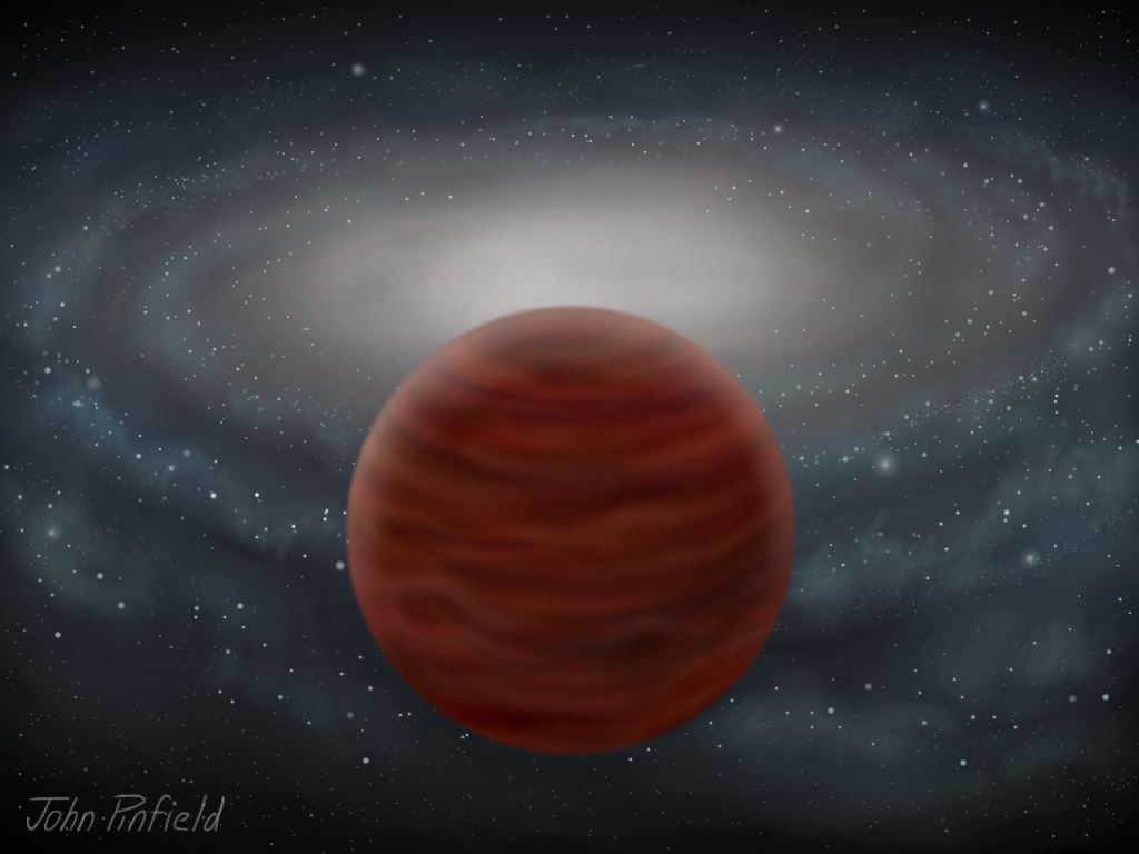 what are brown dwarf stars - photo #8