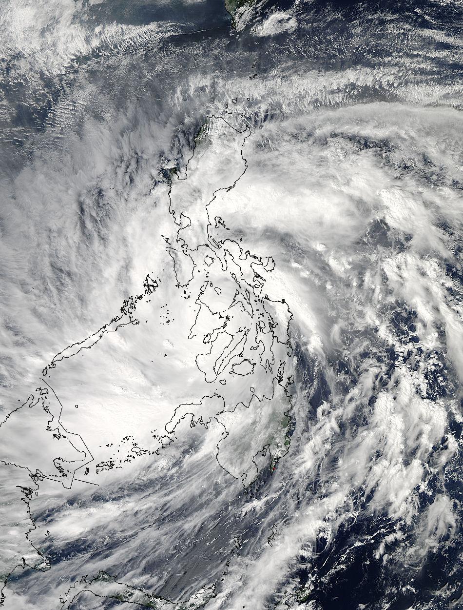 Super-Typhoon Haiyan Causes Catastrophic Death ...
