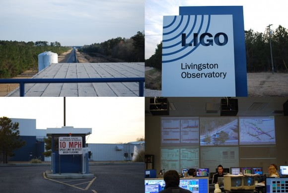The LIGO Livingston Observatory. (Photos by Author)