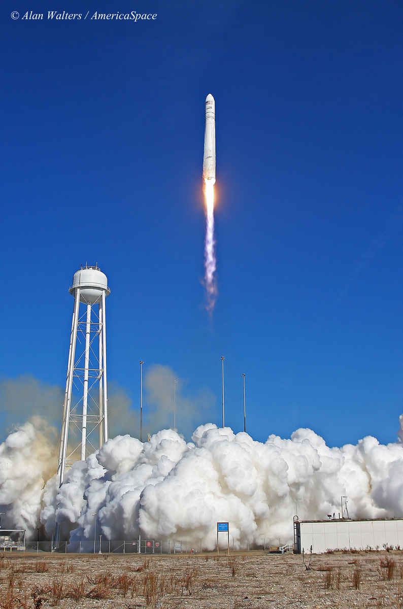 nasa antares orb 1 - photo #13