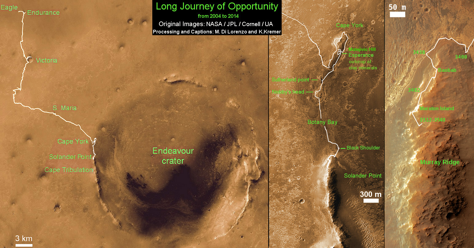 Mystery of the Martian 'Jelly Doughnut' Rock – Solved