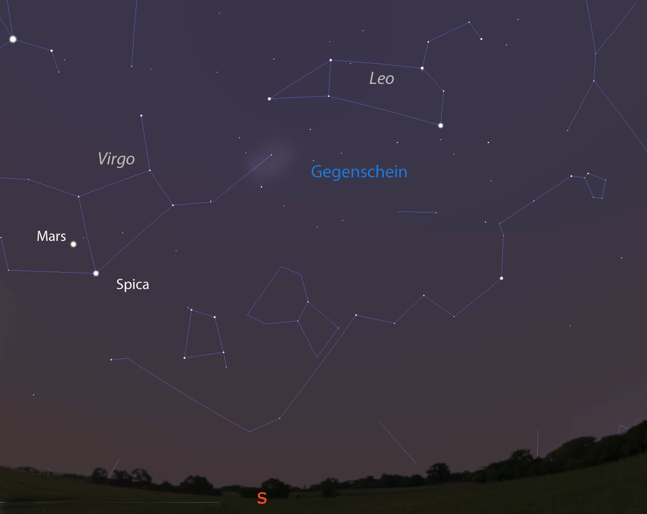 Happy Equinox! – A Perfect Time See the Zodiacal Light | Technology Org