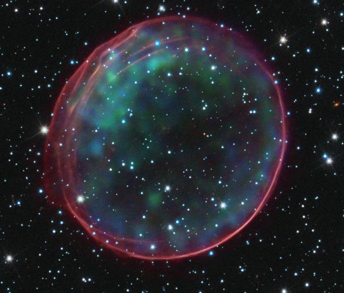 dark matter super nova - photo #22