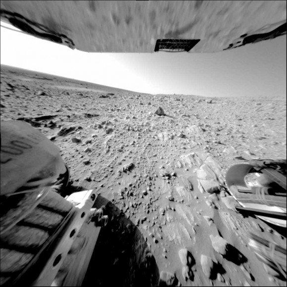 nasa mars rover landing today - photo #19