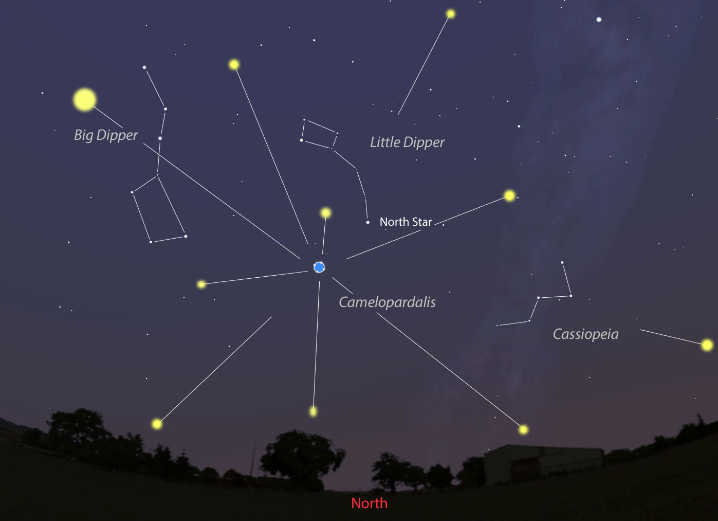 May Meteor Storm Alert: All Eyes on the Sky! | Technology Org