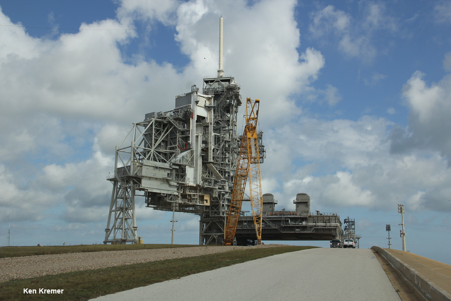 spacex launch pad 39a - photo #1