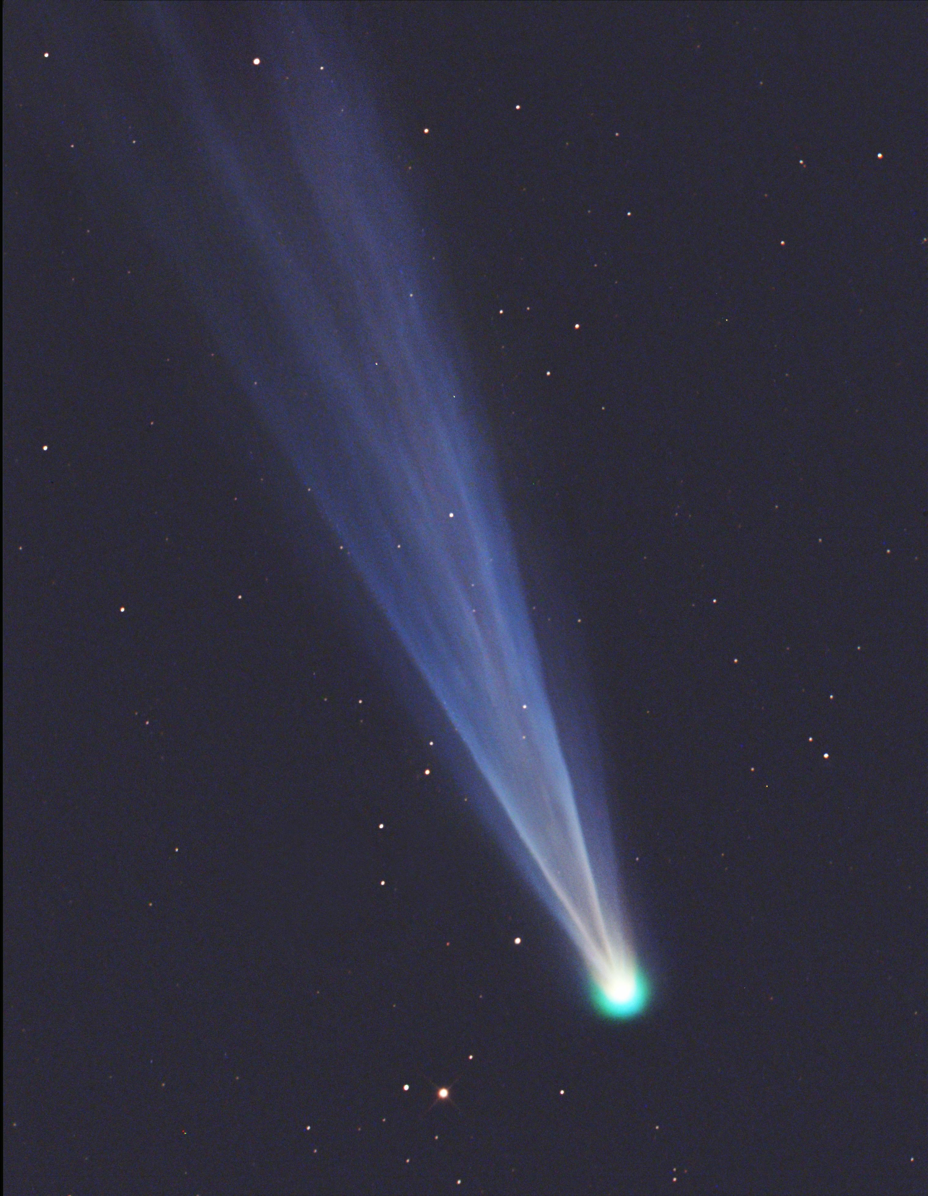 comet ison - HD3034×3910
