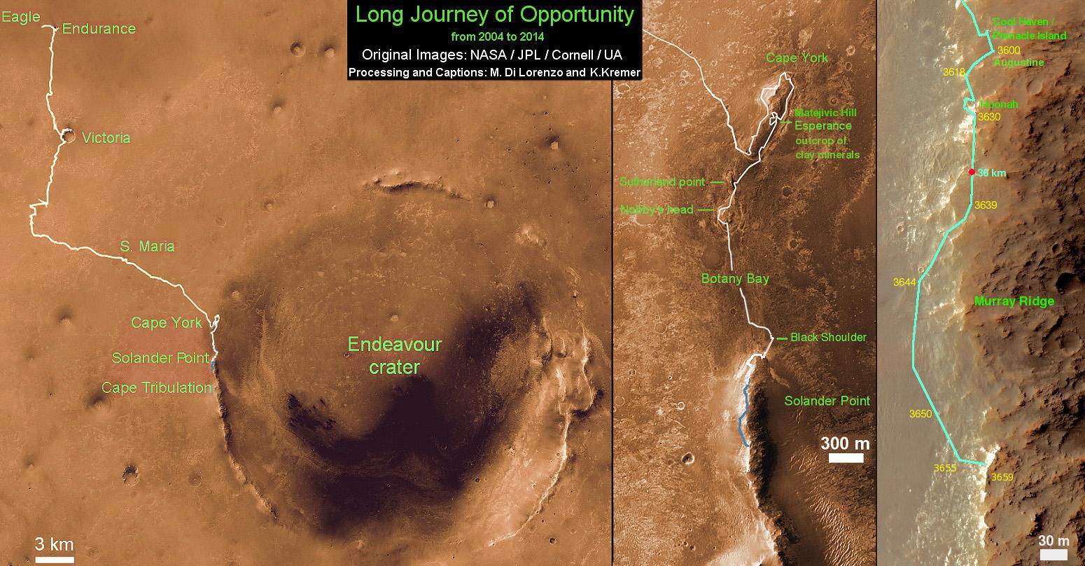 mars rover location - photo #15