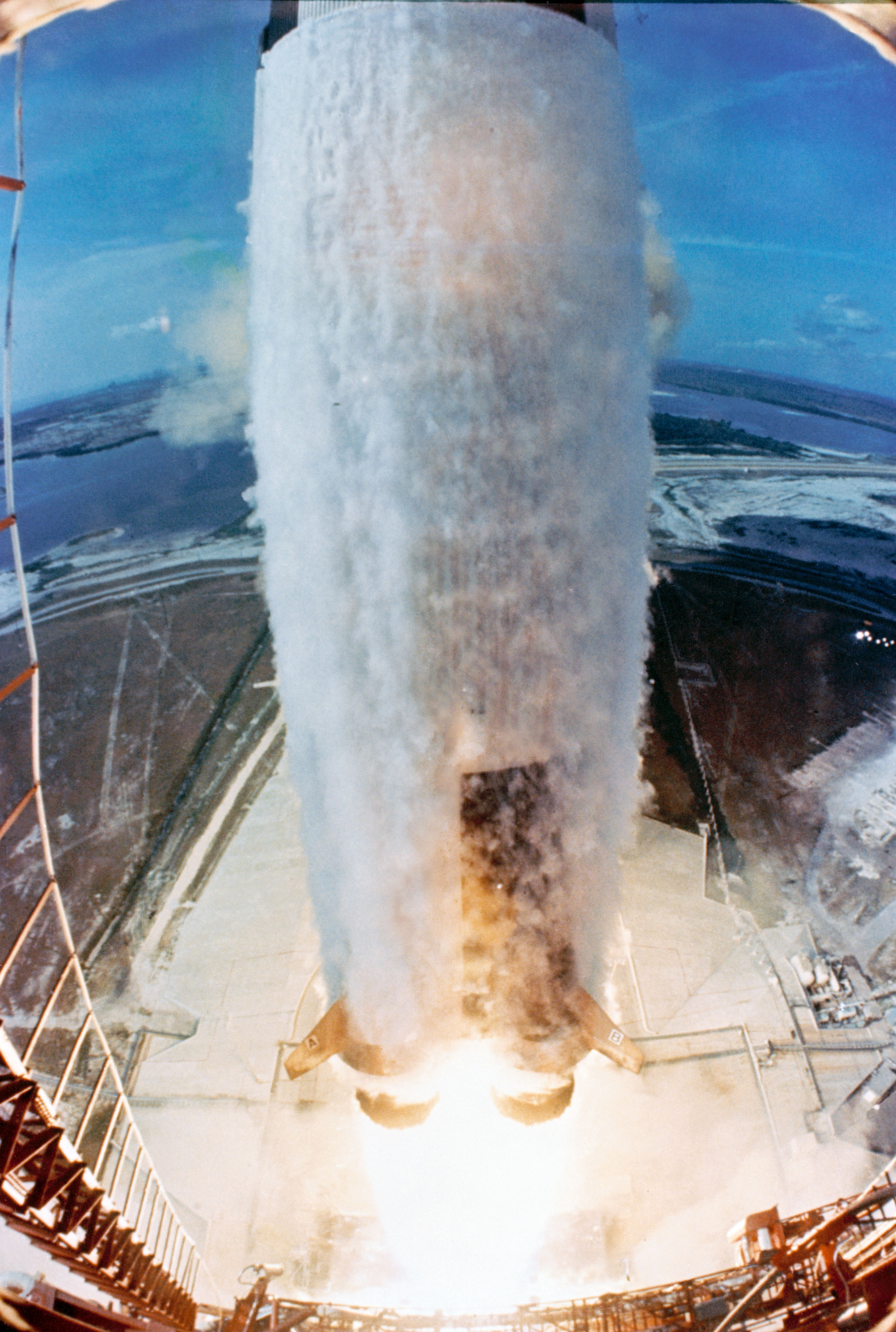 1969 NASA Launch - Pics about space