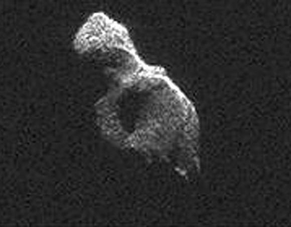 Минирање на астероид