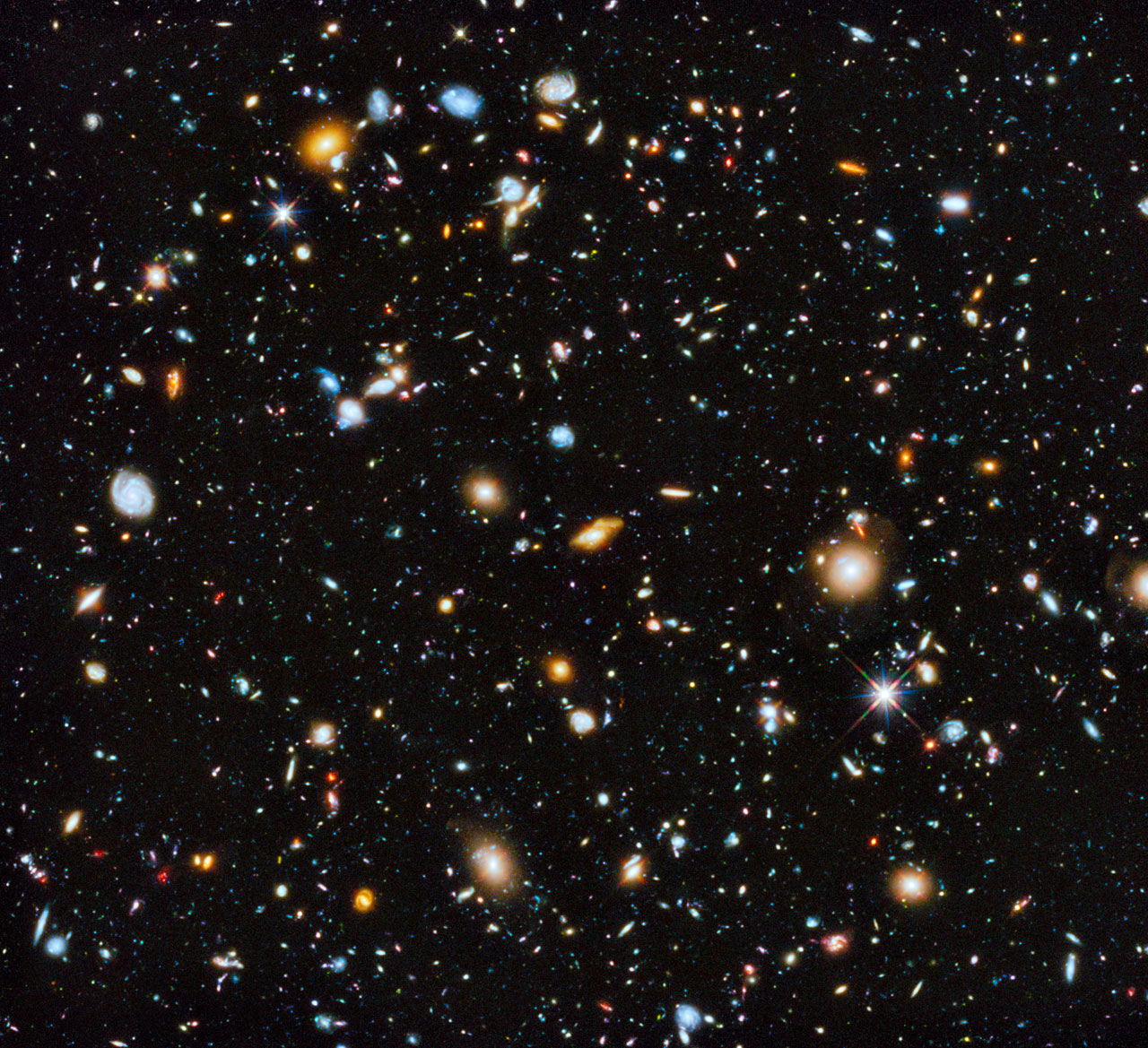 The New and Improved Hubble Ultra Deep Field