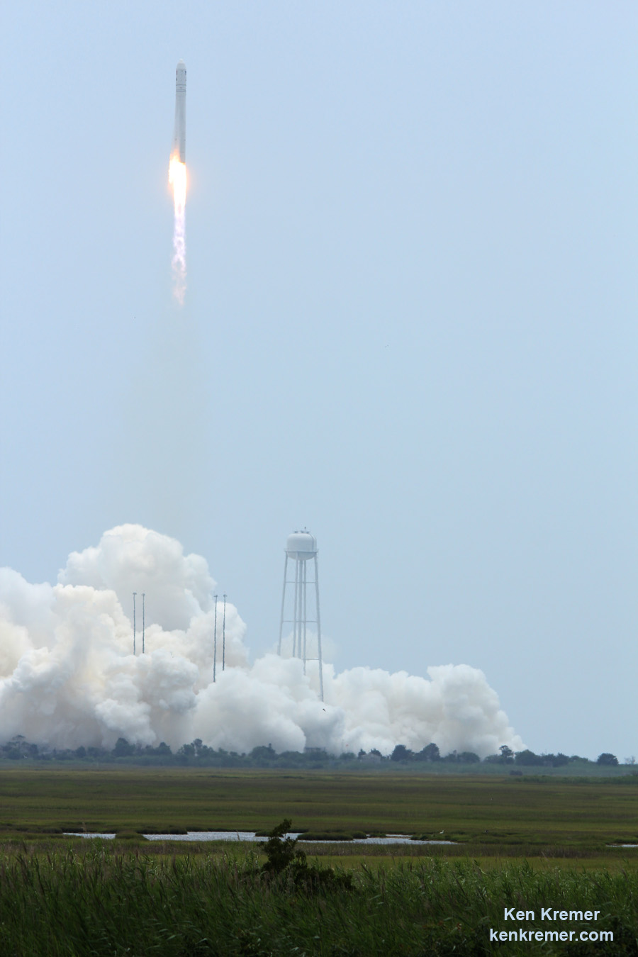 nasa antares orb 1 - photo #21