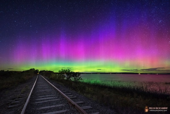 How To Take Great Pictures Of The Northern Lights