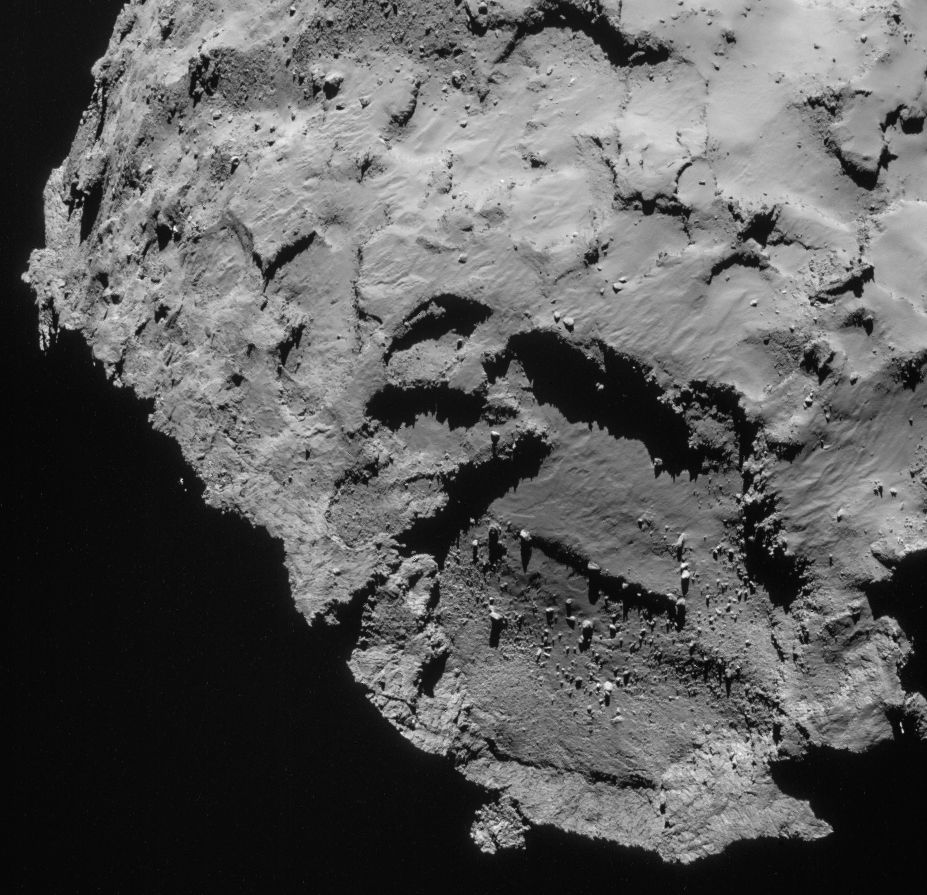 ESA's Rosetta Mission sets November 12th as the Landing ...