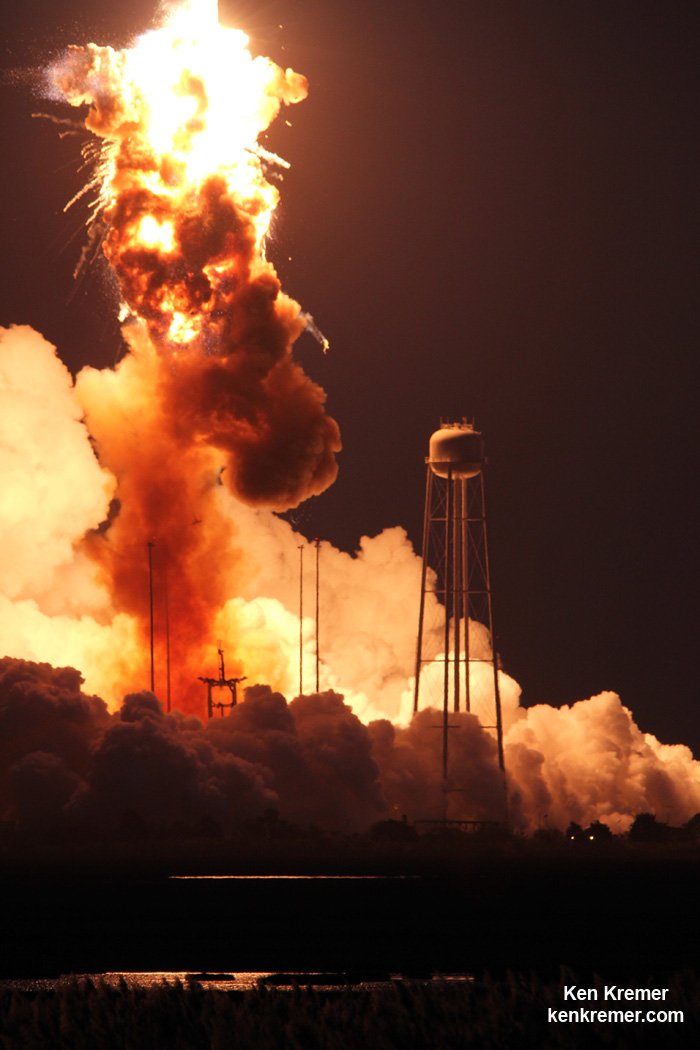 nasa rocket failure - photo #13