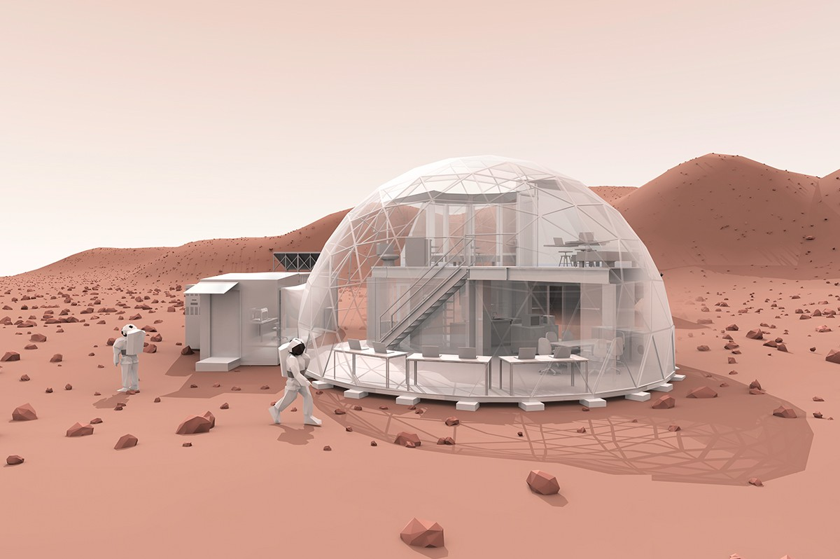 Welcome to Mars! – Hi-SEAS and Mars Society Kick Off New ...