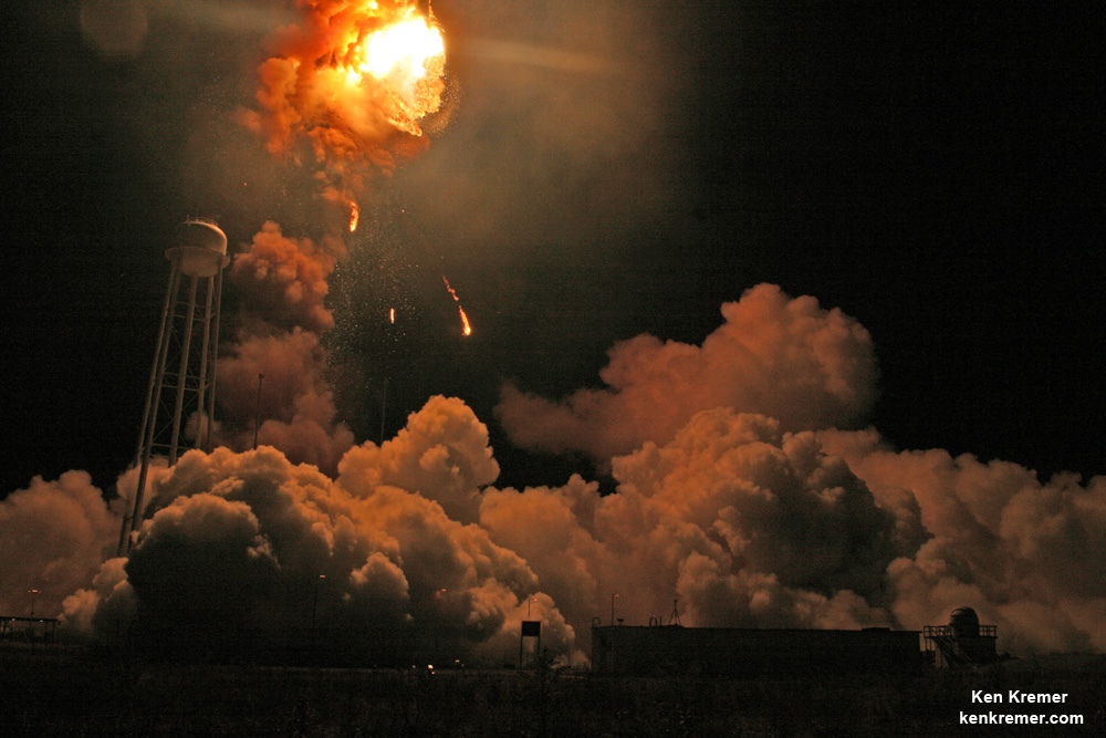 nasa antares orb 1 - photo #40