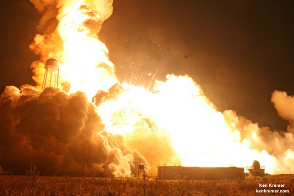 nasa antares orb 1 - photo #35