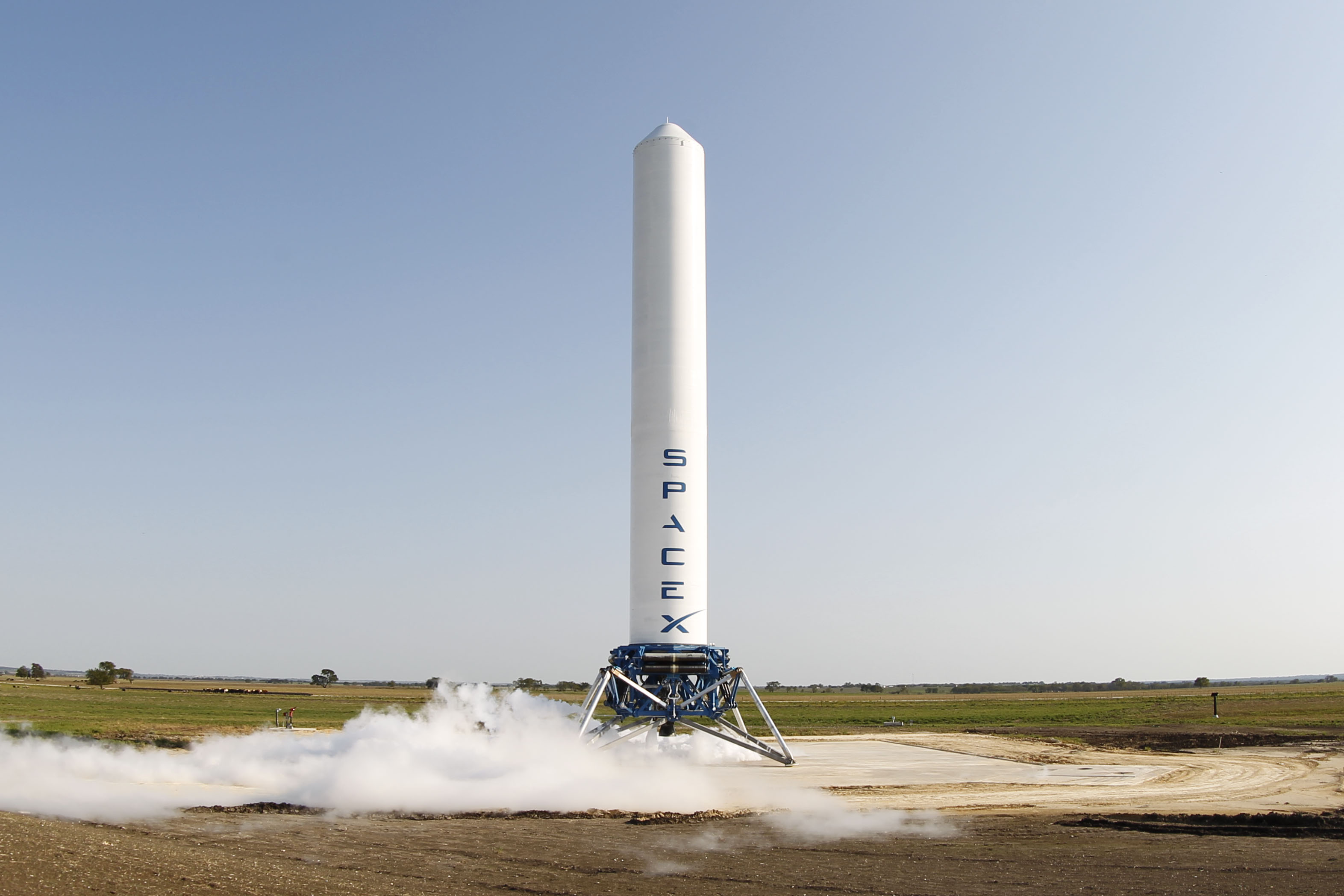 spacex model rocket-#49