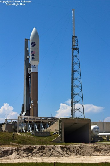 Air Force X-37B Spaceplane Launches on May 20 with ...