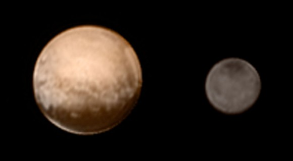 Scientists Captivated By Pluto's Emerging Geological Wonders